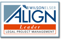 Wilson Elser ALIGN Leader Legal Project Management