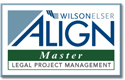 Wilson Elser ALIGN Master Legal Project Management