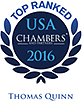 USA Chambers 2016 - Thomas Quinn - Partner - Wilson Elser