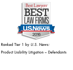 2016 - Best Law Firms - Houston