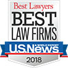Best Lawyers - Best Law Firms - U.S. News 2018 - Wilson Elser